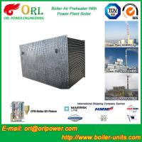 Quality SA210A1 Steel Water Boiler Air Preheater In Power Plant Low Pressure wholesale