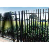 China Prevent intrusion with heavy duty garrison security fencing on sale