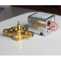 Quality Motorized Zone Control Central Heating Switch Valve 50/60HZ Frequency wholesale