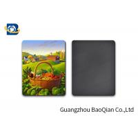 Quality UV Offset Printing Lenticular Magnet PET Material 0.45mm Thickness ANTI - Scratch wholesale