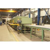 Quality Insulated Steel PU Sandwich Panel Line Sandwich Making Equipment With Double Belt wholesale