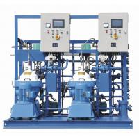 Lube Oil / Fuel Oil Purifier Purification System Stainless Steel Materials
