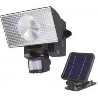 Quality Rechargeable Batteries Black Security Solar Lighting Kits with solar panel and LED light wholesale