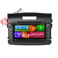 Cheap Back Camera DVR Input 7 Touch Screen Car Audio Video System For Honda CRV 2012 for sale
