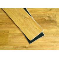 Quality Waterproof  Interlock Click LVT SPC Flooring Semi Matt Gloss Level wholesale