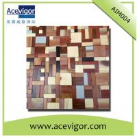 Quality Eco-friendly antique solid wood wall tiles for background decoration wholesale