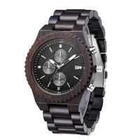 Quality best gift for men and woman wooden watch dubai wholesale