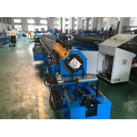 Quality Metal Stud And Track Roll Forming Machine Drywall Furring Channel Usage wholesale