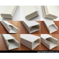 Protection electrical pvc cable trunking