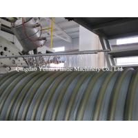 Quality low price excellent quality corrugated drain pipe drainage pipe machine extrusion line production for sale wholesale