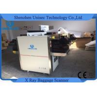 Quality x-Ray Security Inspection System / Airport Security Baggage Scanners wholesale