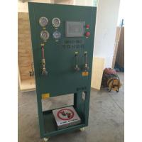 Quality Multi Function HVAC Recovery Machine ,  R410A Refrigerant Reclaiming Equipment wholesale