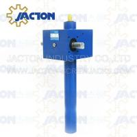 Quality professional and performance JTC200 200kn electric lifting jack price for solar system with DC motor wholesale
