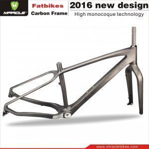 China China bicycle frame,T700 chinese carbon bike frame,Fat bike frame on sale
