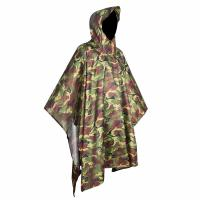China Colorful light outdoor custom unisex rain poncho for men and women on sale