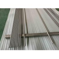 China GR7 Polished Round Titanium Alloy Bar For Chemical With ASTM B381 Polished on sale