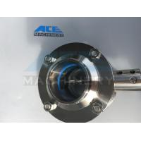 Quality Stainless Steel Three-Way Thread Butterfly Valve (ACE-DF-2C) wholesale