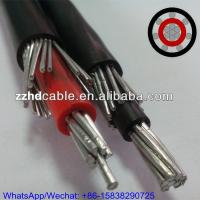 Cheap 600/1000V PVC Insulated Concentric Neutral 10sq mm AL CNC Cable for sale