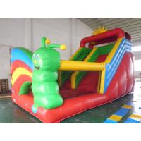 Quality Funny Inflatable Water and Dry Slide wholesale