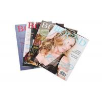 Quality CMYK Color Print  Glossy Photo Free Adult Magazine Printing Services Fashion wholesale