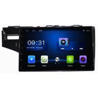 Quality Ouchuangbo car gps navi stereo android 8.1 for Honda Fit  2014 with  microphone bluetooth music 4*45 Watts amplifier. wholesale
