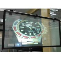 Transparent Holographic Rear Projection Film on Glass , 3D Holographic Film