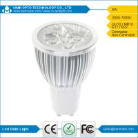 China Dimmable LED lighting GU10 5W led spotlight AC220V CE RoHS on sale