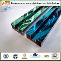 Quality CE Approved Different Color Cheap Price Stainless Steel Tube wholesale