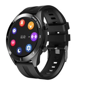 """Quality TFT LCD Round Color Screen 1.28"""" ECG Monitor Smart Watch wholesale"""