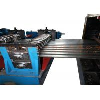 Quality Full Automatic Steel Silo Roll Forming Machine 180KW 10T Hydraulic Decoiler wholesale