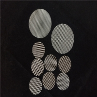 Quality Woven Wire Mesh Extruder Screen Filters And Pressed Components 100 Micron 200 Micron wholesale