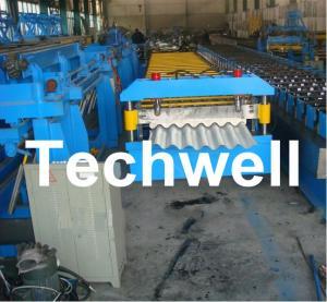 Quality Corrugated Sinusoidal Sheet Roll Forming Machine, Corrugated Sheet Making Machine wholesale