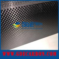 Quality 3K Twill/Matte Carbon Fiber Board 5MM 10MM Thickness wholesale
