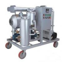Cheap VLF Waste Industrial Lubricating Oil Filtration Cleaning Machine for sale