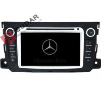 Quality Multi Point Touch Screen Mercedes Benz Car DVD Player For Smart Fortwo Navigation System wholesale