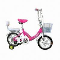China Children's Bicycle with Rubber Foam Grip and Plastic Pedal on sale
