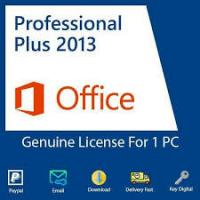 Quality New Condition Microsoft Office 2013 Professional Plus 5 PC Full Version Windows Platform wholesale
