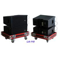 "Quality Single 10"" Full Range Line Array Speaker LA-110 For Party , Living Event , Church and Wedding wholesale"