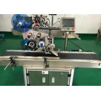 Quality Horizontal Round Bottle Labeling Machine Full Automatic In Production Line wholesale