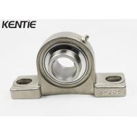Quality Industry Blender Small Stainless Steel Pillow Block / Mounted Ball Bearings SUCP206 wholesale