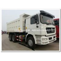 Quality Tipper truck 371hp RHD or LHD WD615 engine white color Standard type and good quality wholesale