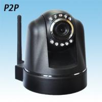 China WiFi Pan and Tilt IP Camera 3.6mm Lens on sale