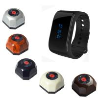 hotsale wireless calling device hotel room call bell