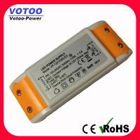Quality 12 Watt LED Driver LED Strip Power Supply Over Current Protection wholesale