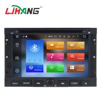 Android 8.0 System Car Peugeot DVD Player 3008 With RDS MP3 Digital Radio