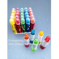 Quality Lipstick Candy , Funny And Lovely Shape Fashionable Sweet Candy wholesale