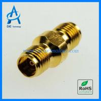 Cheap 2.92mm female to female adapter 40GHz VSWR 1.25max for sale