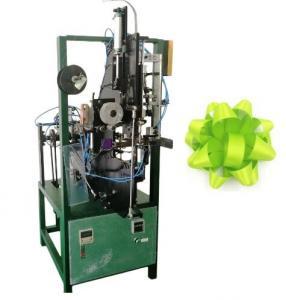 Quality Luxury Satin Ribbon Bow Making Machine , Star Bow Machine wholesale