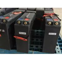 Quality Portable 100 Ah Gel Lead Acid Battery , Front Terminal 12v Deep Cycle Battery wholesale