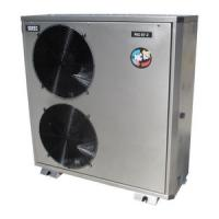 Quality Split type House heating and cooling air source heat pump, with CE, Rohs certificate wholesale